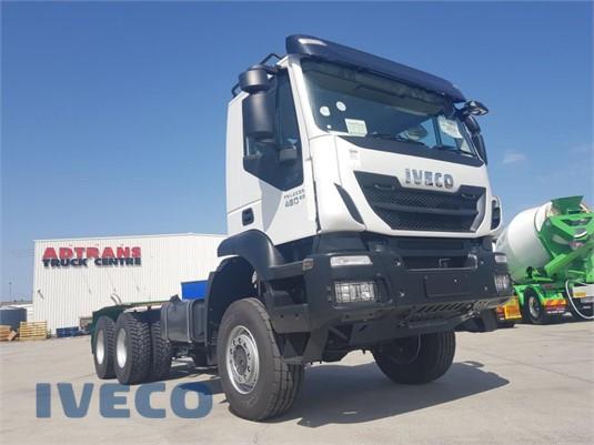 2019 Iveco TRAKKER 450 Iveco Trucks Sales - Trucks for Sale