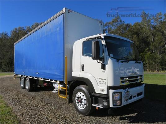 2016 Isuzu FVL 240 300 AUTO LWB Trucks for Sale