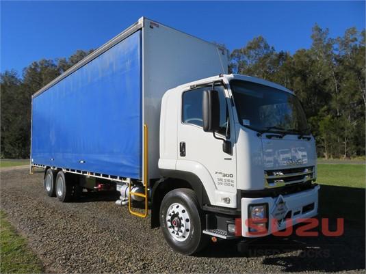 2016 Isuzu FVL 240 300 AUTO LWB Used Isuzu Trucks - Trucks for Sale