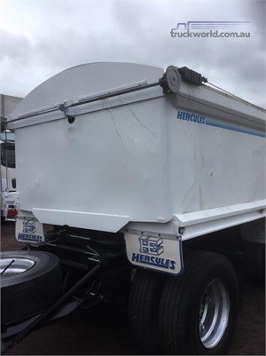 2002 Hercules Tipper Trailer - Trailers for Sale
