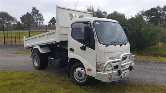 2015 Hino 300 Series 616 IFS Short Tipper - Trucks for Sale