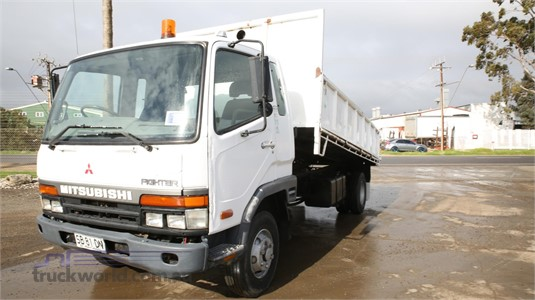 1998 Mitsubishi FK600 Trucks for Sale