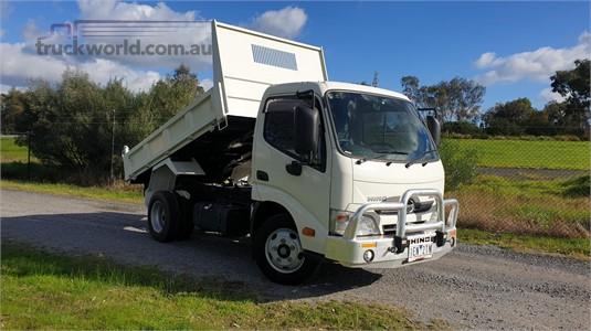 2015 Hino 300 Series 616 IFS Tipper - Trucks for Sale