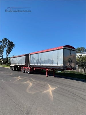 2013 Muscat Tipper Trailer Trailers for Sale