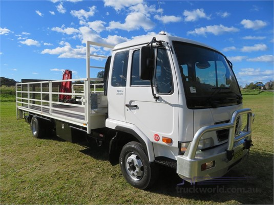 2010 UD MK6 Auto Trucks for Sale