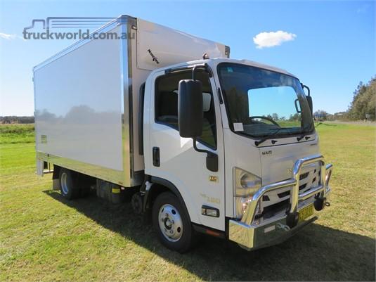 2019 Isuzu NNR 45 150 VanPack Trucks for Sale