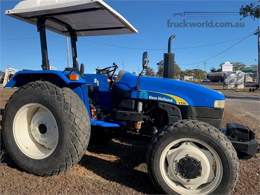 0 New Holland TT55 - Farm Machinery for Sale