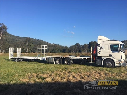 2009 Scania P380 Beenleigh Truck Parts Pty Ltd - Trucks for Sale