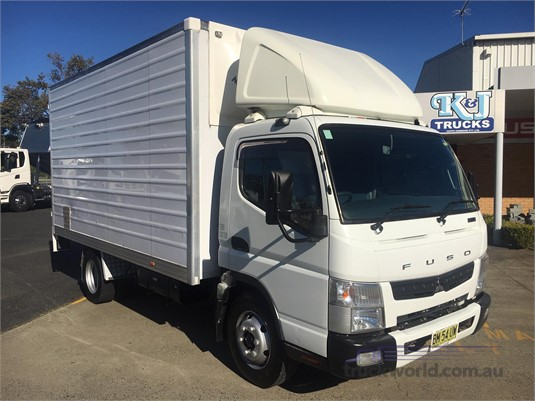 2011 Fuso Canter 815 - Trucks for Sale