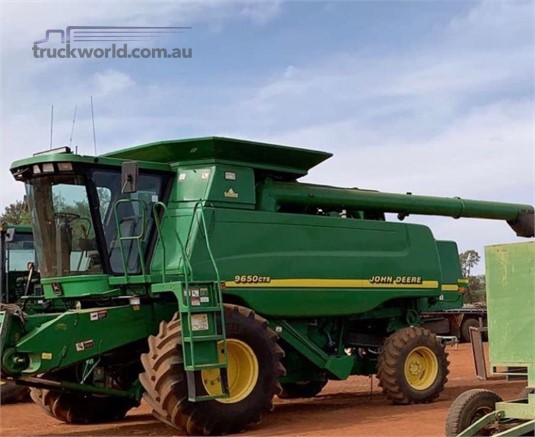 2001 John Deere other - Farm Machinery for Sale
