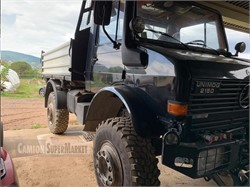 Mercedes-benz Unimog 2150  used