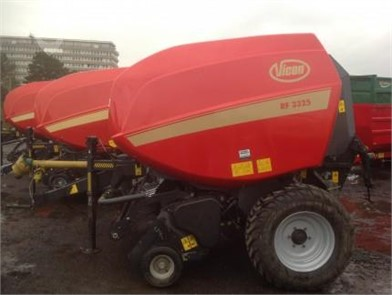 Used VICON Farm Machinery for sale in the United Kingdom