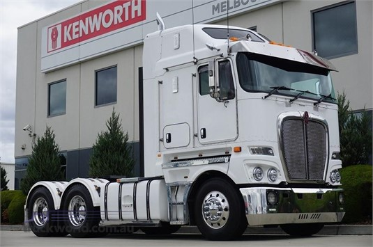 2013 Kenworth K200 Trucks for Sale