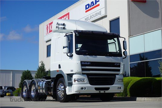 2015 DAF FTTCF85 Trucks for Sale