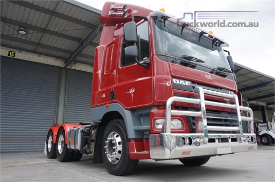2014 DAF FTTCF85 Trucks for Sale