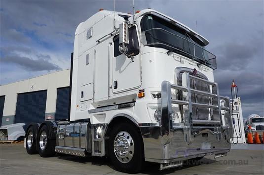 2014 Kenworth K200 Trucks for Sale