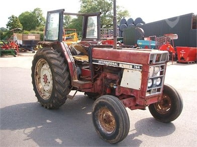 Used INTERNATIONAL Tractors for sale in the United Kingdom - 21