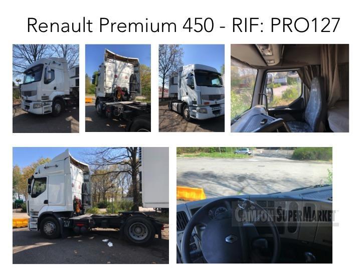 Renault PREMIUM 450 used 2008 Lombardia