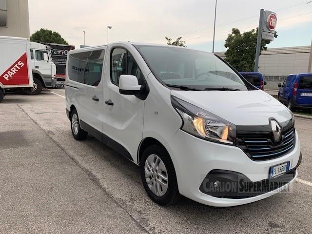 Renault TRAFIC Uzywany 2017
