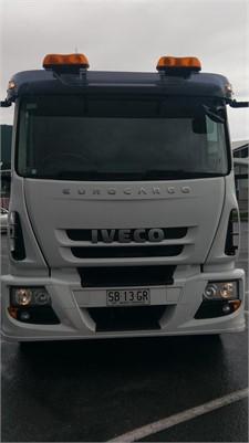 2011 Iveco Eurocargo 160E28 - Trucks for Sale