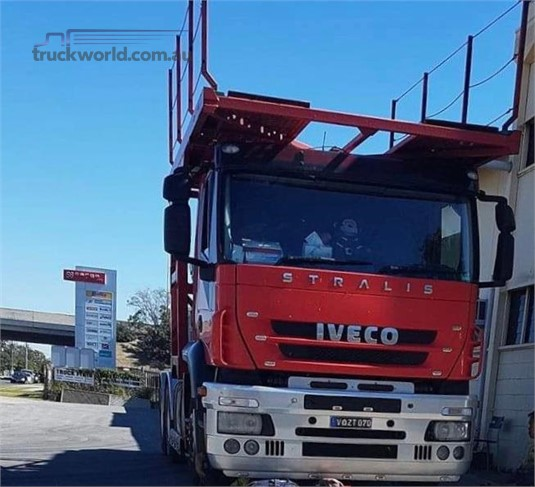 2011 Iveco Stralis AD500 - Truckworld.com.au - Trucks for Sale