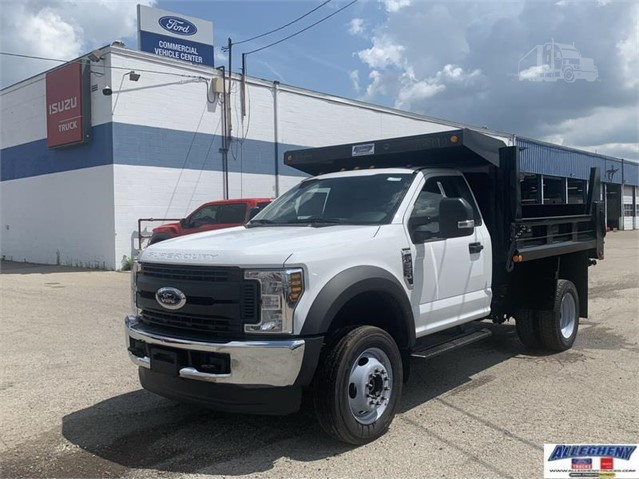 F550 For Sale >> 2019 Ford F550 For Sale In Pittsburgh Pennsylvania