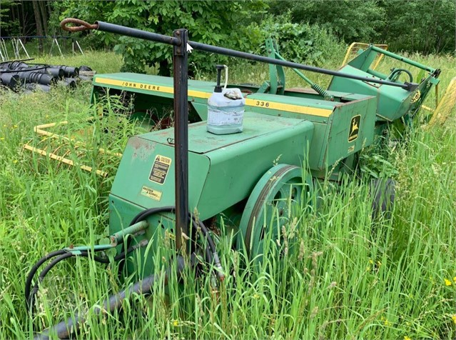 JOHN DEERE 336 For Sale In Cleveland, Ohio