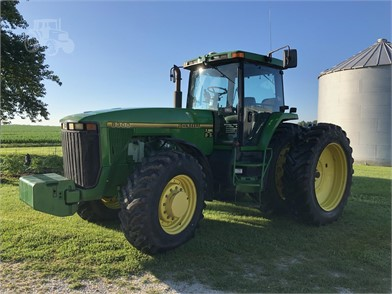 JOHN DEERE 8300 For Sale - 55 Listings | TractorHouse com - Page 1 of 3