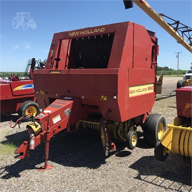 NEW HOLLAND 660 For Sale - 40 Listings | TractorHouse com