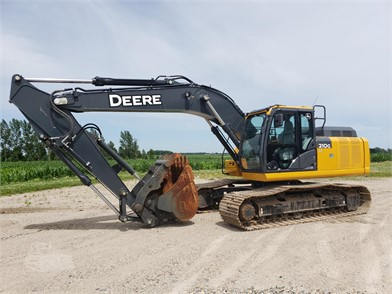 DEERE 210G LC For Sale - 247 Listings   MachineryTrader com - Page 1
