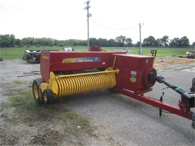 New Holland Square Balers For Sale In Kentucky - 16 Listings
