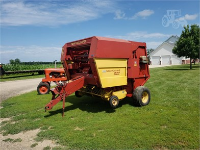 NEW HOLLAND Round Balers For Sale In USA - 1368 Listings