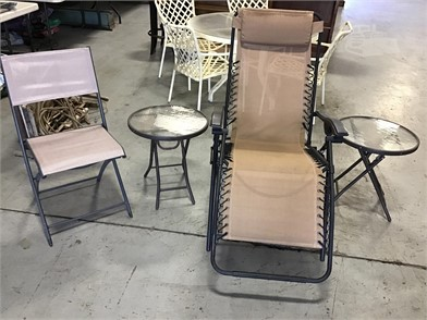 la meilleure attitude 2f7e1 1c50b 2 PATIO CHAIRS & 2 TABLES Other Items For Sale - 1 Listings ...