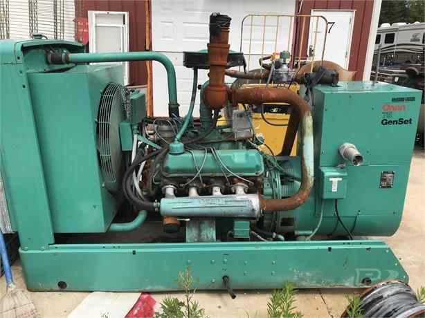 ONAN 75 KW Stationary Generators For Sale - 4 Listings