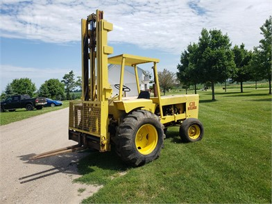 Pettibone Rough Terrain Forklifts Auction Results - 5