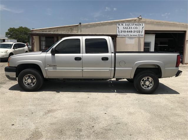 2004 Chevy Silverado For Sale >> 2004 Chevrolet Silverado 2500hd Lt For Sale In San Antonio Texas
