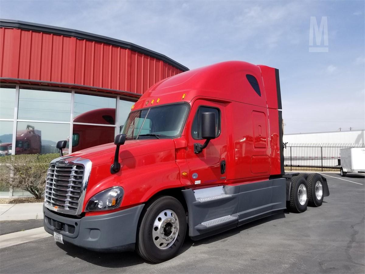 Freightliner Las Vegas >> 2015 Freightliner Cascadia 125 For Sale In N Las Vegas