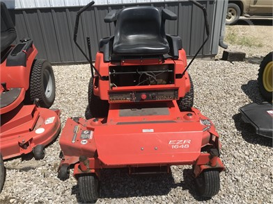 Zero Turn Lawn Mowers Online Auctions - 47 Listings