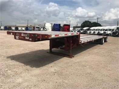 Step Deck Trailer >> Drop Deck Trailers For Sale In Houston Texas 422 Listings