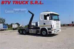 Scania P124l400  Uzywany