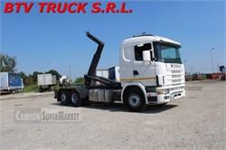 Scania P124l400  used