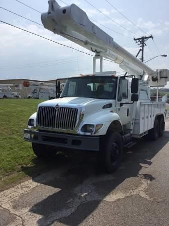 Trucks For Sale In Michigan >> Bucket Trucks Service Trucks For Sale In Michigan 6