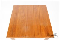 """""""BRDR Furbo"""" Table w/ Integrated Leaf"""