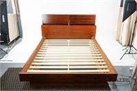 Rosewood Platform Bed