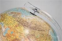Replogle World Horizon Globe with Lucite Base