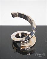 Dansk Spiral Candle Holder
