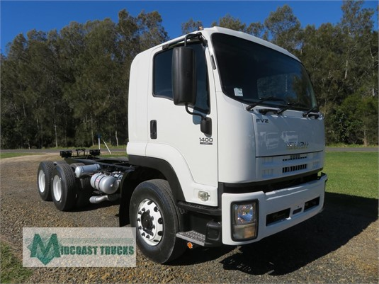 2008 Isuzu FVZ 1400 Auto Midcoast Trucks - Trucks for Sale