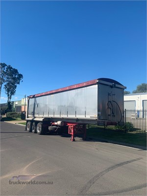 2013 Muscat Tipper Trailer - Trailers for Sale