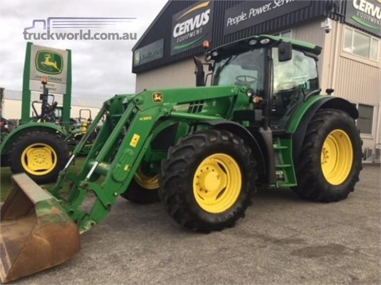 2012 John Deere 6150R Farm Machinery for Sale