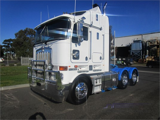 2010 Kenworth K108 - Trucks for Sale